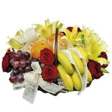 fruit floral arrangements kroger flower arrangement with fruits cincinnati oh 45202 ftd
