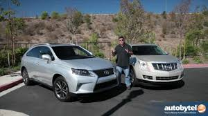 2012 lexus rx 350 price paid lexus rx 350 f sport vs cadillac srx luxury crossover suv