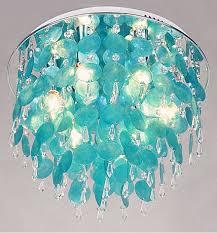 blue crystal chandelier light clear crystal chandelier ceiling lights blue modern flush blue