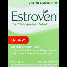estroven for menopause relief energy 40 ct walmart com
