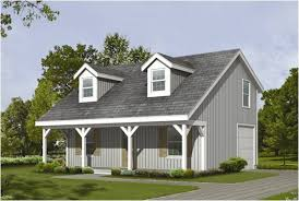 hillside garage plans 1 car garage plans