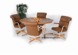 Dining Table And Chairs On Wheels Recently Dining Table Dining Table And Chairs With Casters