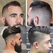 hairstyles short on top long on bottom pomp fade men summer hair 2017 the fashion goddess