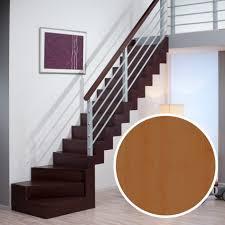 dolle treppe dolle raumspartreppe genf buche 1 4 gewendelt unten mit setzstufen