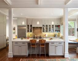 kitchen island columns 54 best columns on kitchen island images on