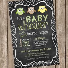 chalkboard baby shower invitations chalkboard baby shower