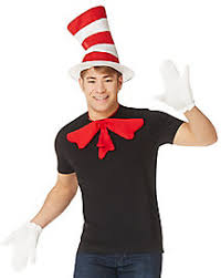 cat in the hat costume cat in the hat costumes cat in the hat accessories