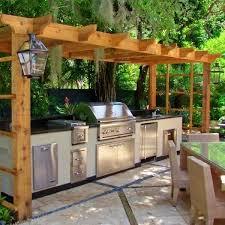 best 25 outdoor bbq kitchen ideas on pinterest bbq area
