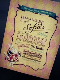 mad hatters tea party invitation ideas ladyland electric welcome to my land filled with my daily