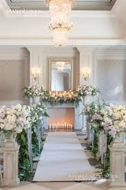Toronto Wedding Decorator 33 Best Ceremony Flowers And Decor We Love Images On Pinterest