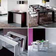 console turns into dining table 46 best our space saving tables images on pinterest resource