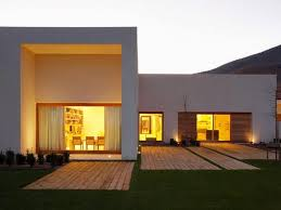 single level home designs top modern single house plans your home home