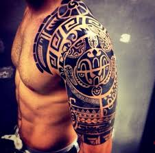 top 55 designs for arms tribal shoulder