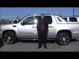 cadillac escalade up truck for sale for sale 2009 cadillac escalade ext at s chevrolet pontiac