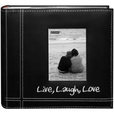 4x6 Photo Albums Holds 500 Black Photo Albums U0026 Boxes Ebay