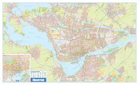 Montreal Canada Map Mapsherpa Lucidmap