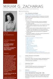 Competitive Resume Sample by Ceo Resume Samples Visualcv Resume Samples Database