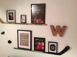 Cool Shelves For Bedrooms Best 25 Boys Hockey Bedroom Ideas On Pinterest Hockey Room