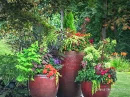 Container Vegetable Gardening Ideas Pinterest Container Gardening Ideas Herb Garden Planter Ideas