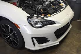 nissan brz black you hear the subaru brz got some work done for 2017