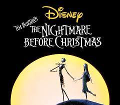 nightmare before christmas the nightmare before christmas disney