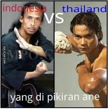 Meme Indo - longgarkan otot sejenak dengan meme dari laga indonesia vs thailand