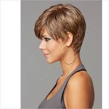 boycut hairstyle for blackwomen w10 pelucas pelo corto synthetic short wig for black women heat