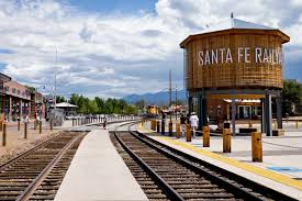 The Santa Fe New Mexican Get On Board Santa Fe U0027s Newest Old Spot The Railyard District