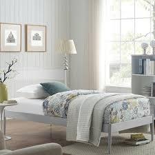 modway elsie bed frame u0026 reviews wayfair