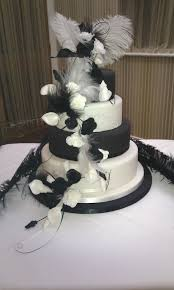sam u0027s cakes black and white wedding cake