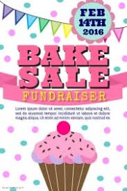 Bake Sale Template customizable design templates for bake sale postermywall