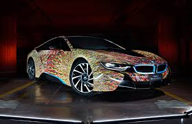 modified bmw i8 meet the bmw i8 worked over by lapo elkann u0027s garage italia customs