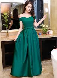 teal bridesmaid dresses shoulder bridesmaid dress oasap