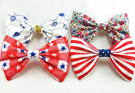 fourth of july hair bows 4th of july bow boutique