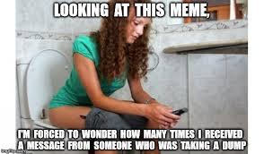 Meme Ge - toilet meme meme generator imgflip