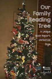 our family reading tree a unique book report style