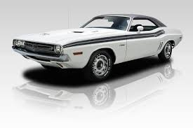 white dodge challenger for sale 1971 dodge challenger rk motors