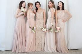mix match bridesmaid dresses 10 ways to nail the mix and match bridesmaid look weddingsonline
