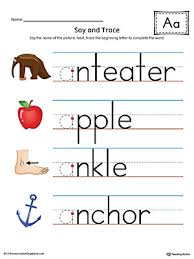 early childhood phonics worksheets myteachingstation com