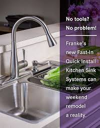 Best Kitchens We Love Images On Pinterest Kitchen Designs - Kitchen sink problem