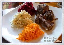 recettes cuisine alsacienne traditionnelle pot au feu à l alsacienne la cuisine de lilly