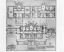 floor plan of the white house truman library photograph white house floor plan