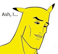 Funny Pikachu Memes - handsome pikachu by idryden on deviantart