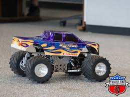 toy bigfoot monster truck angels bigfoot u2013 pro modified trigger king rc u2013 radio controlled