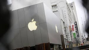 La Bourse Doute De La Pourquoi La Bourse Doute D Apple L Express L Expansion