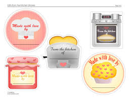 gifts from the kitchen ideas gifts from the kitchen stickers gifts pinterest free