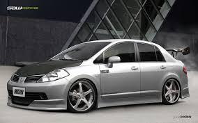 tiida nissan 2008 nissan tiida sedan frontview by yasiddesign on deviantart