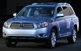 lexus suvs 2013 toyota recall 2013 highlander hybrid suvs lexus rx 400h vehicles