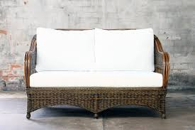 bohol 2 5 seater daybed naturally cane rattan and wicker furniture
