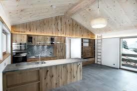 Small Energy Efficient Homes by The Larch Barn Alp U0027architecture Sàrl Archdaily